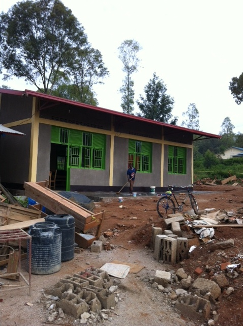 The new classroom 1