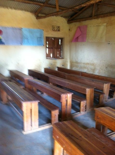 the old classroom style