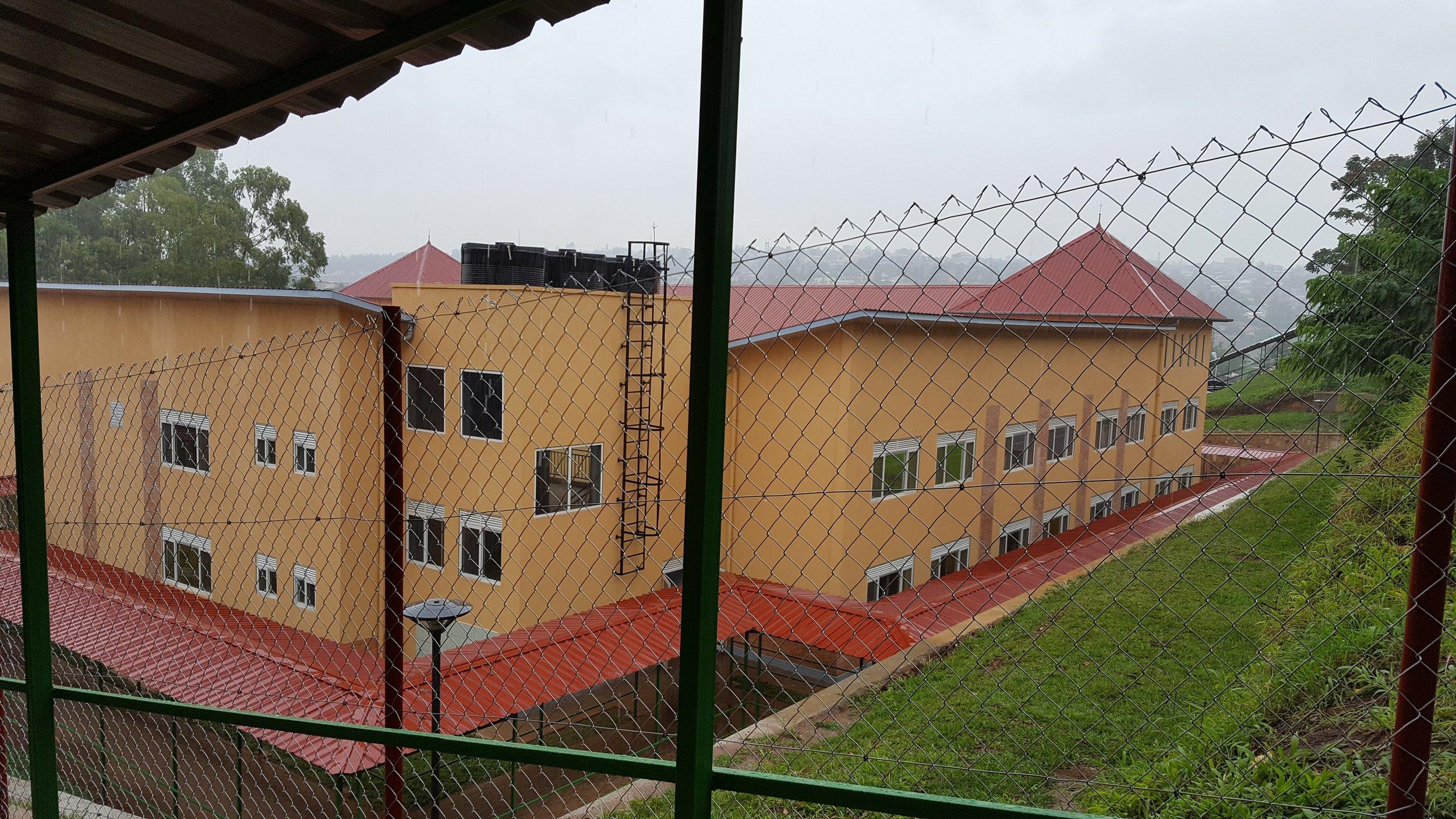 New Primary School - Exterior