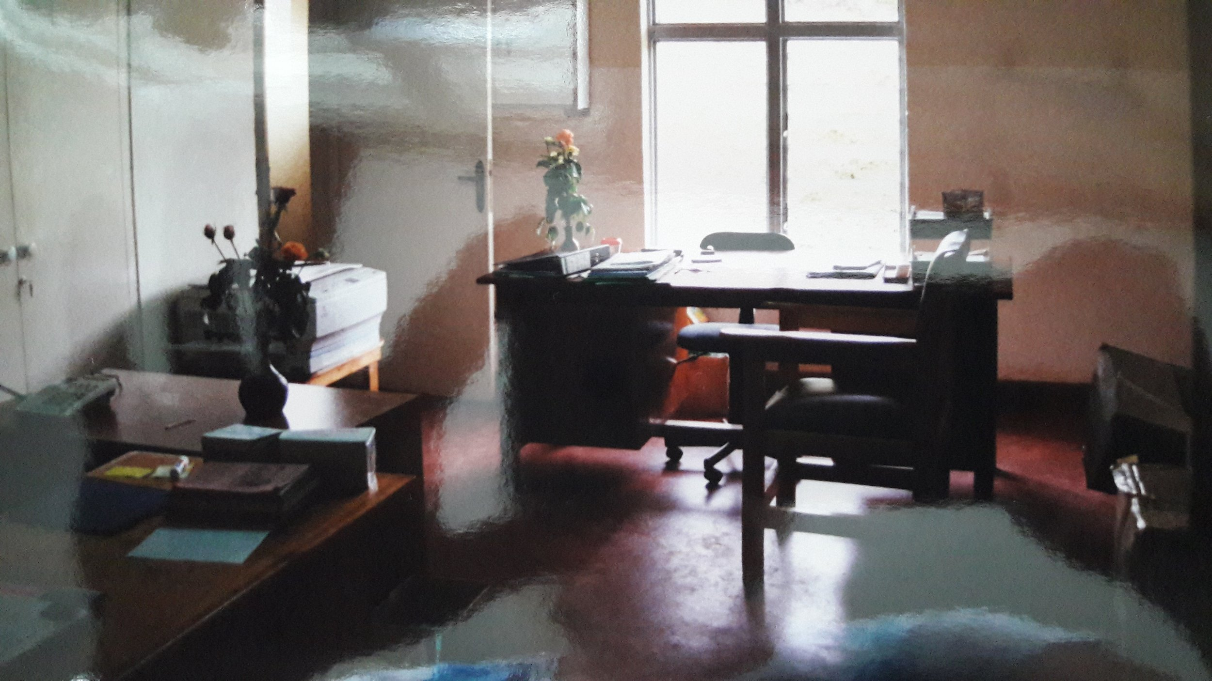 The original headmistress's office
