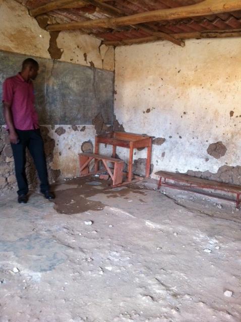 Bosoro old classroom