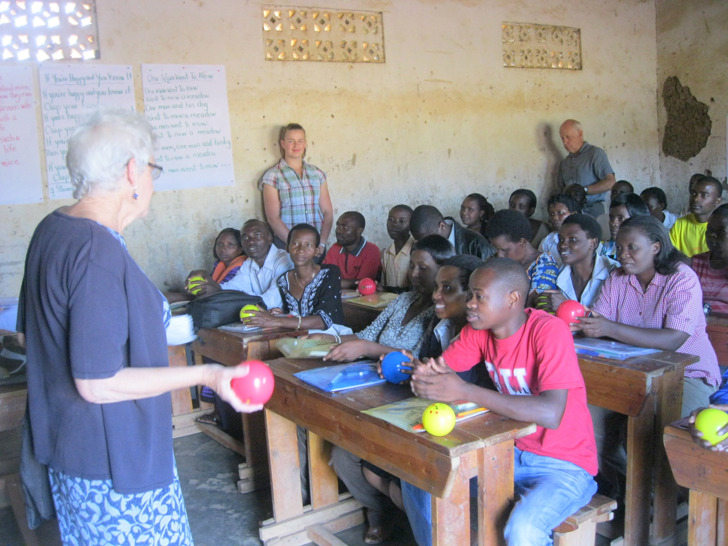 Teacher workshop at Kinyinya School, Dec, 2012.jpg