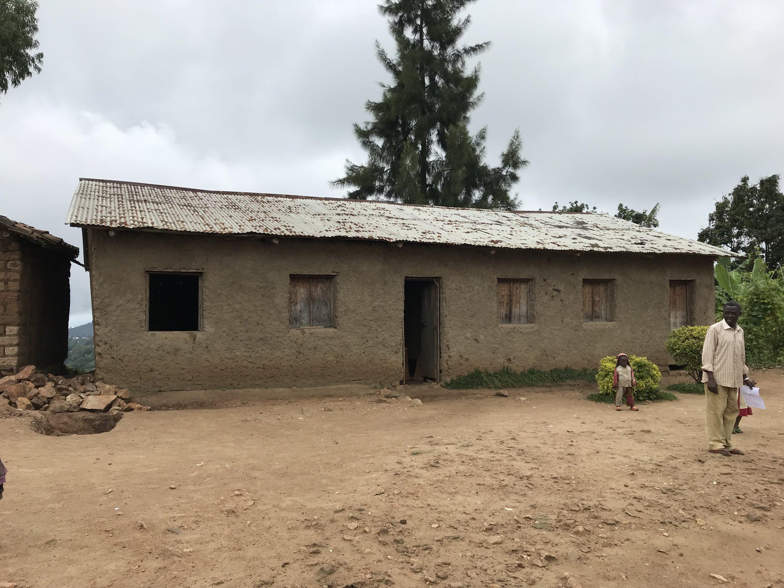 Pre-existing nursery school
