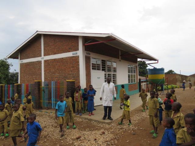 Front Elevation - New Nursery School