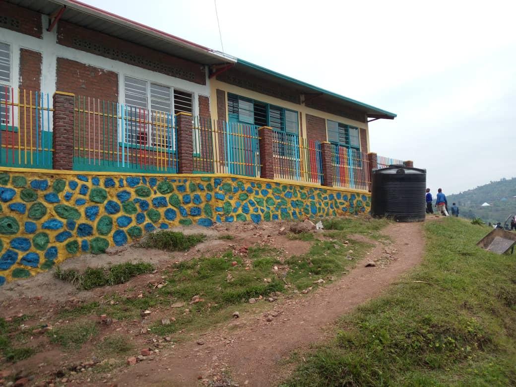 Rear Elevation - Busoro Nursery