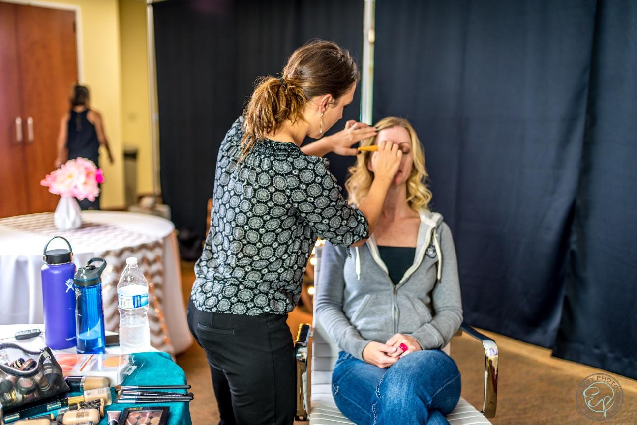 Emily Burhop Makeup