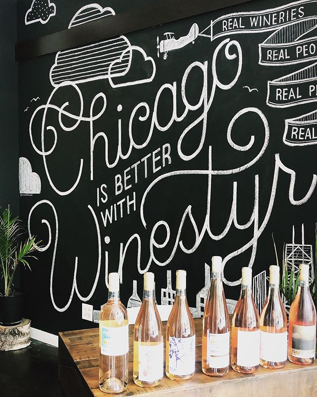Rosé day @winestyr was a smashing success! 🎉💕