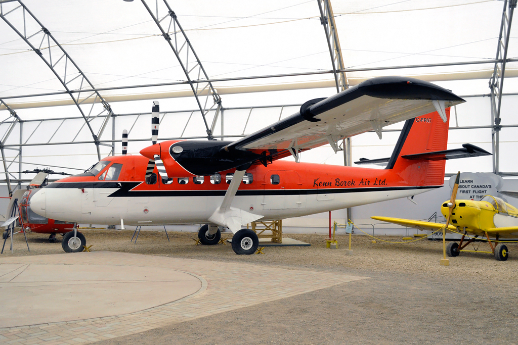 Kenneth I. Swartz/Aeromedia Communications Photo © Calgary, AB 30-Sep-2014