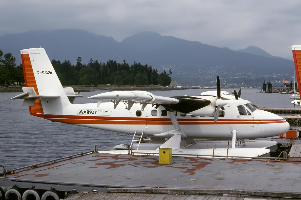 John Kimberley Photo © Vancouver Harbour, BC Aug-1979
