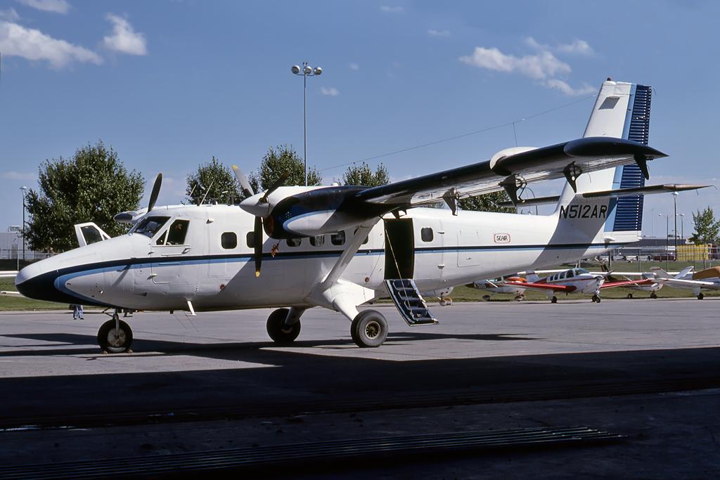 Kenneth I. Swartz/Aeromedia Communications Photo © Calgary, AB Sep-1978