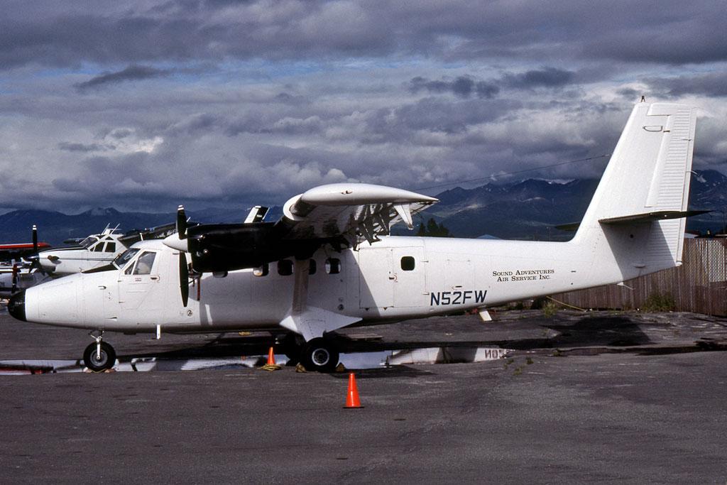 John Kimberley Photo © Anchorage, AK Jul-1990