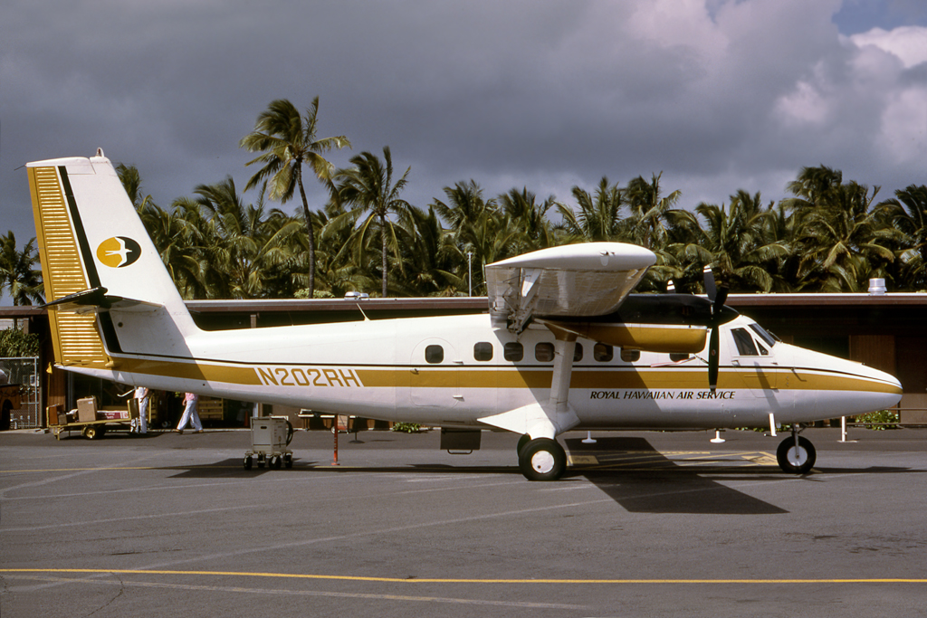 John Wegg Photo © Honolulu, HI Mar-1985