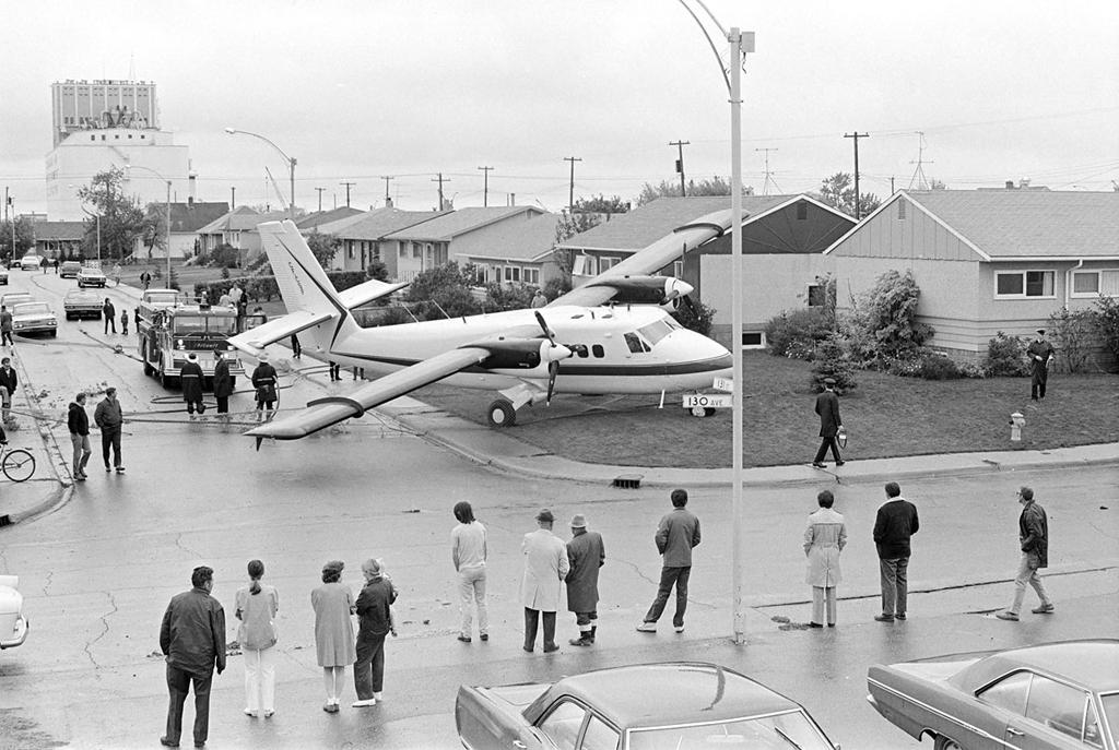 John Denniston Photo © Edmonton, AB Sep-1971
