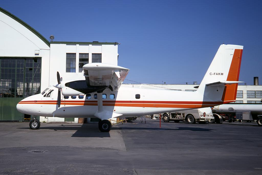 Kenneth I. Swartz/Aeromedia Communications Photo © Vancouver, BC Jun-1978