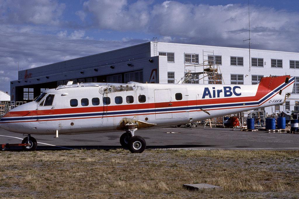 John Kimberley Photo © Vancouver, BC Sep-1987