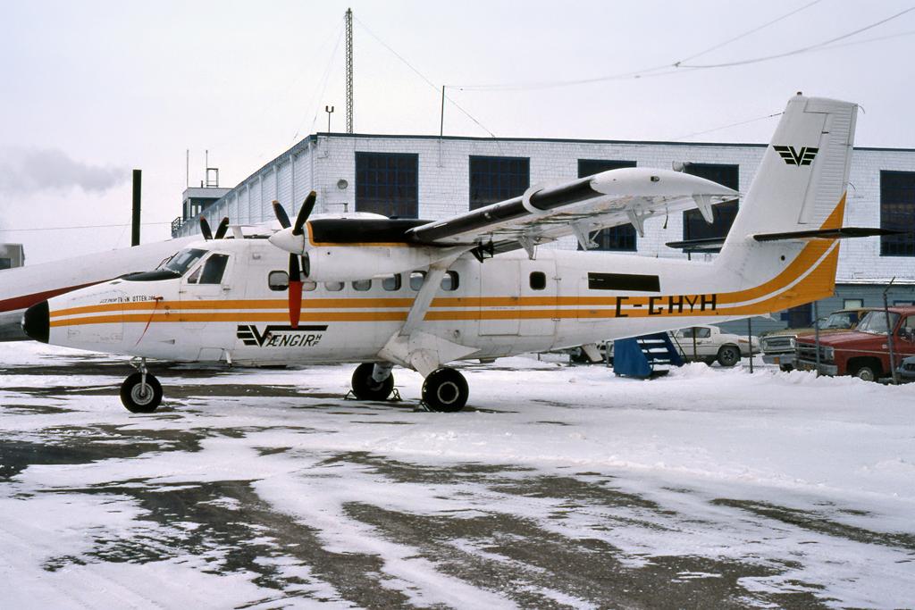 Michael J. Ody Photo © Calgary, AB Mar-1979