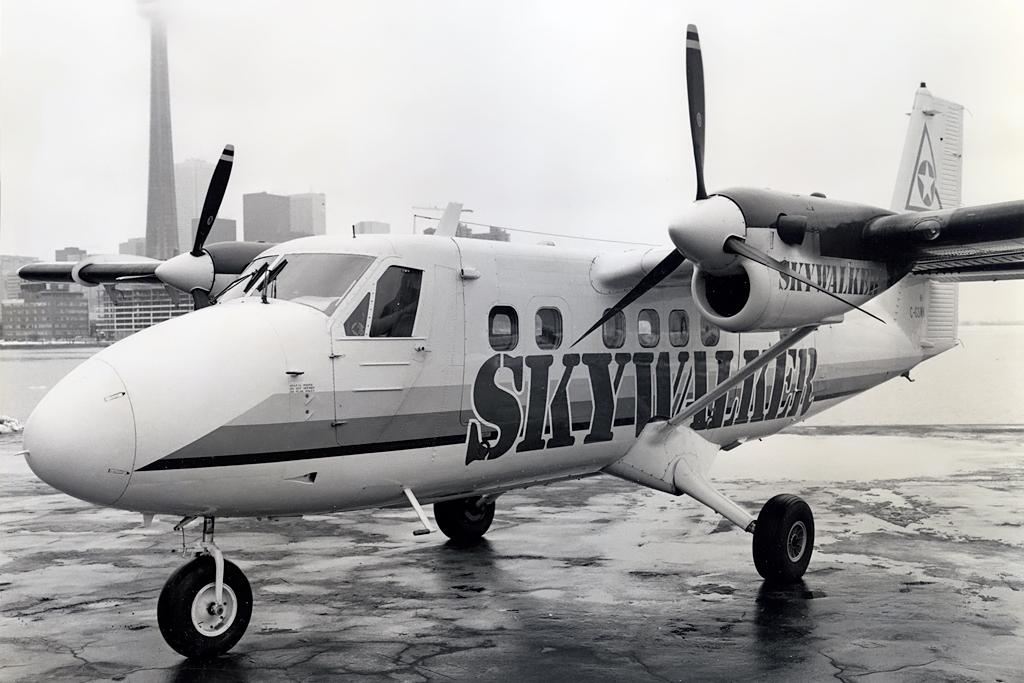 General Aerospace Photo © Toronto-Island, ON