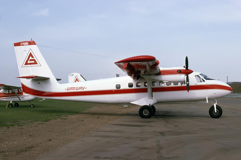 Kenneth I. Swartz/Aeromedia Communications Photo © Edmonton-Municipal, AB 10-May-1977