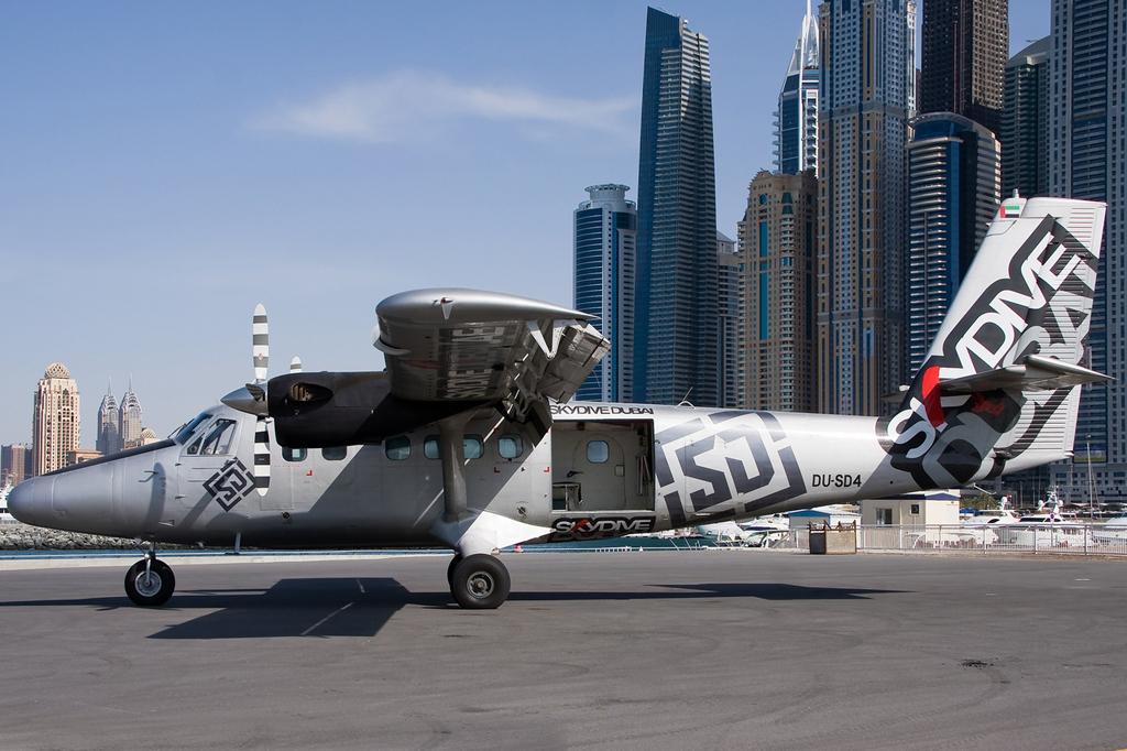 Thomas Posch Photo © Dubai Marina 07-Feb-2012