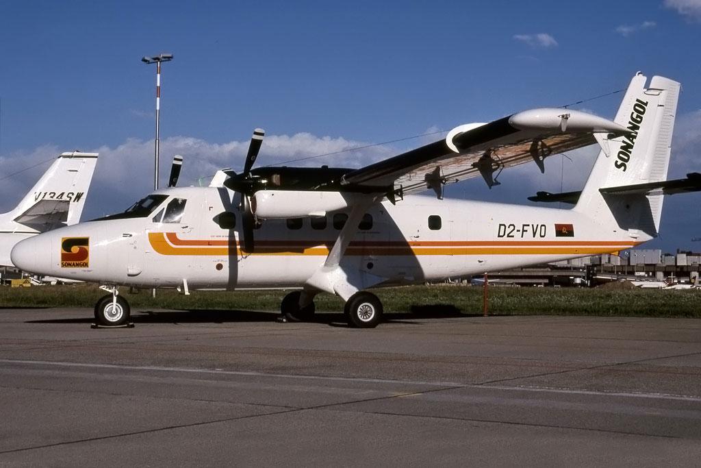 Aviation Trade Photo © Zürich Oct-2000