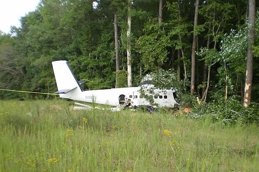 FAA Photo © North Raleigh, NC Sep-2015