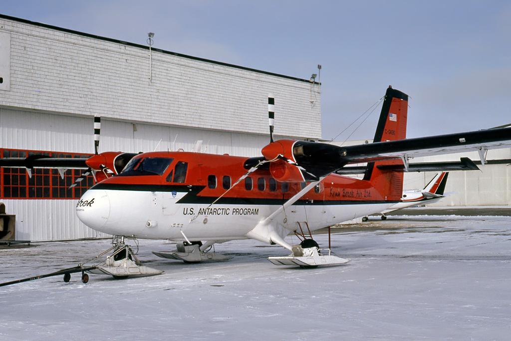 Anthony J. Hickey Photo © Calgary, AB Feb-1992