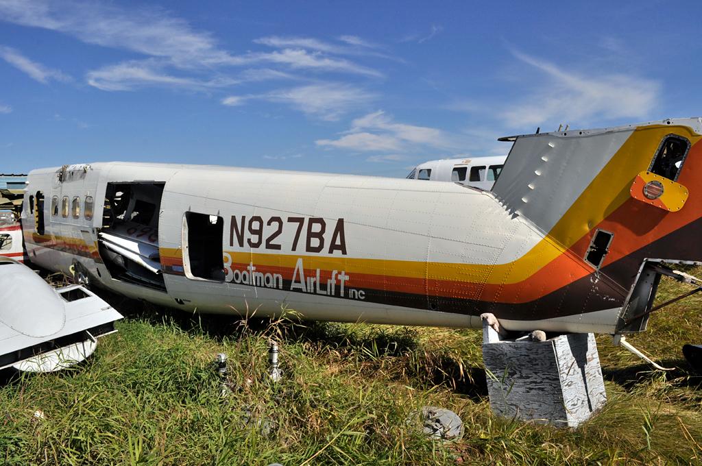 Kenneth I. Swartz/Aeromedia Communications Photo © Springbank, AB 29-Sep-2014