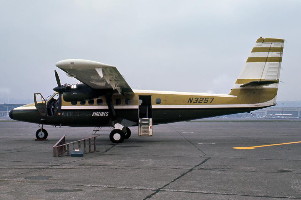 J. Morrow Photo © Seattle-Boeing Field, WA 28-Jan-1971