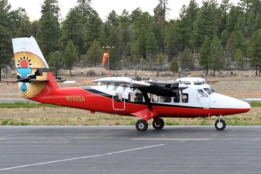 Kenneth I. Swartz/Aeromedia Communications Photo © Grand Canyon, AZ 19-May-2018