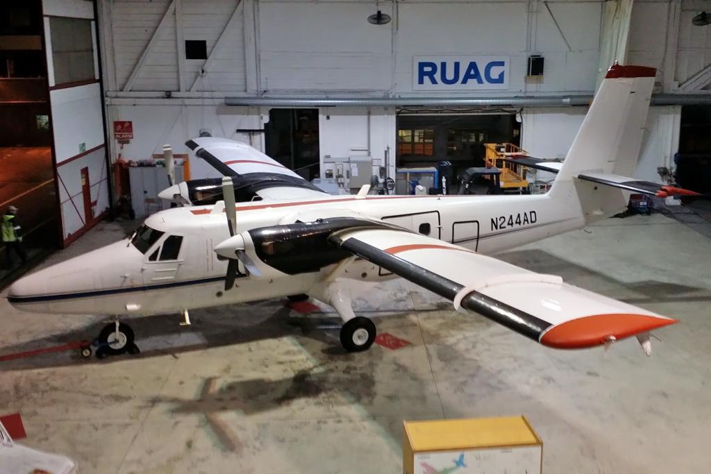 RUAG Aviation Photo © Bern 31-Mar-2015