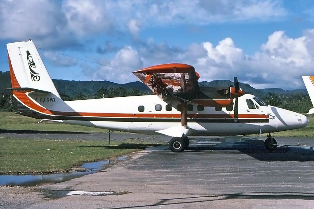 Joe Barr Photo © Port Vila 24-Jan-1988