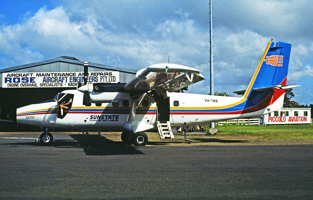 Peter Keating Photo © Rockhampton, QLD Nov-1987