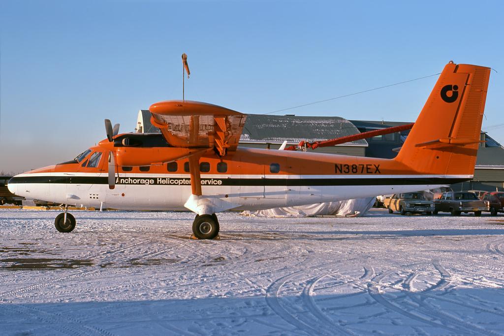 J.B. Hayes Photo © Anchorage, AK 03-Dec-1975