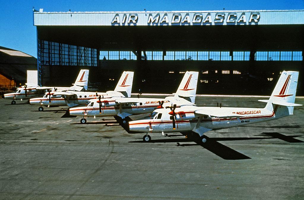 Air Madagascar Photo