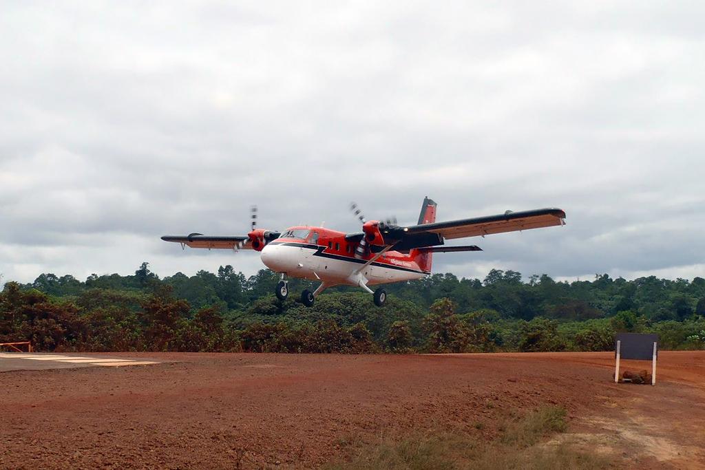 Photographer Unknown © Gabon 2012