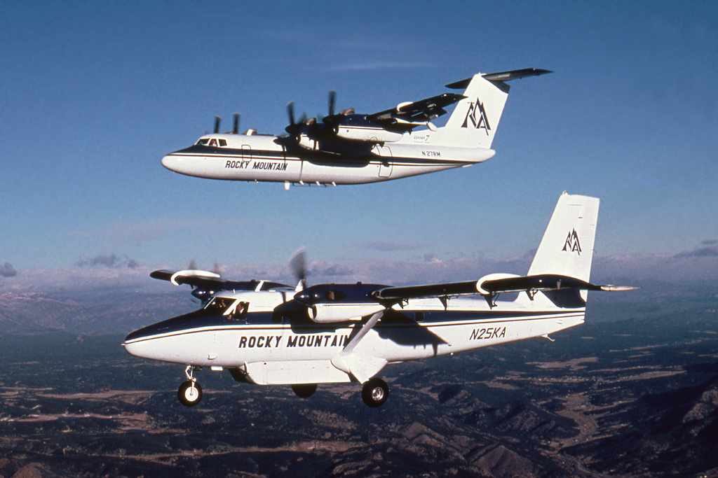 Rocky Mountain Airways Photo