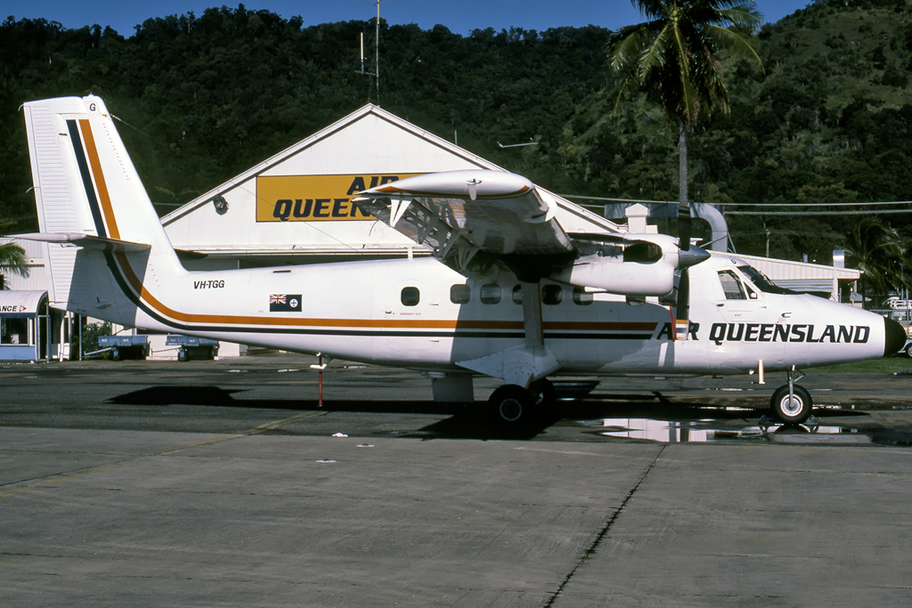 Photographer Unknown © Cairns, QLD Nov-1986