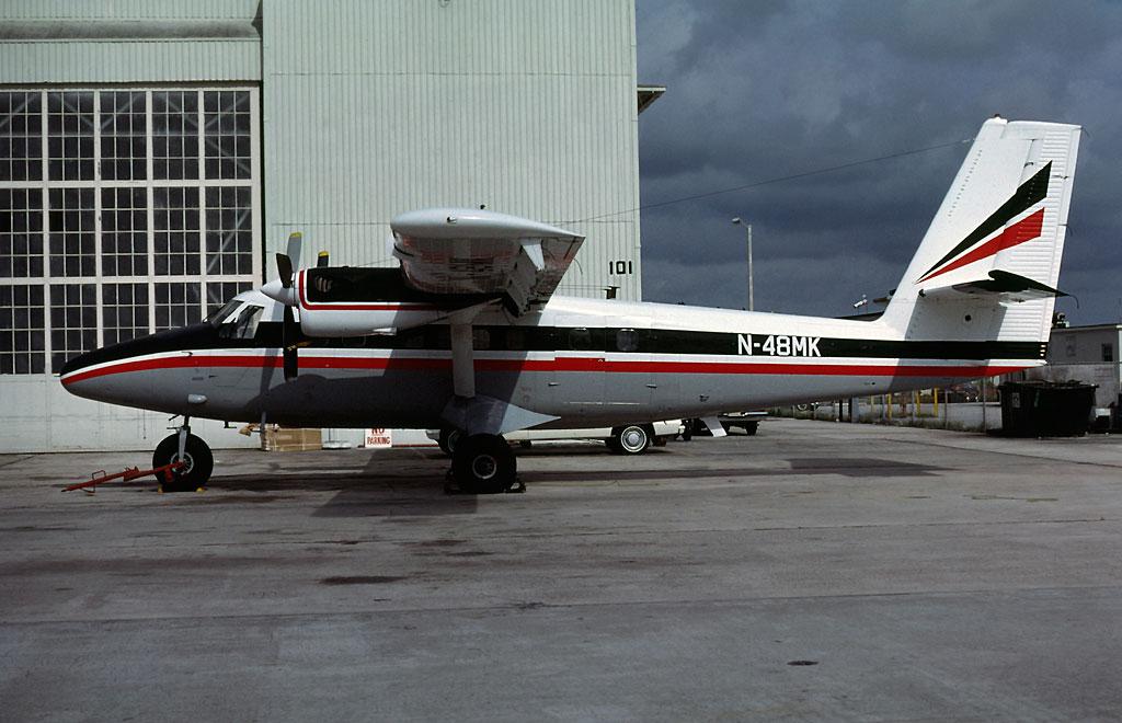 Nigel Chalcraft Photo © Opa-locka, FL Jan-1979