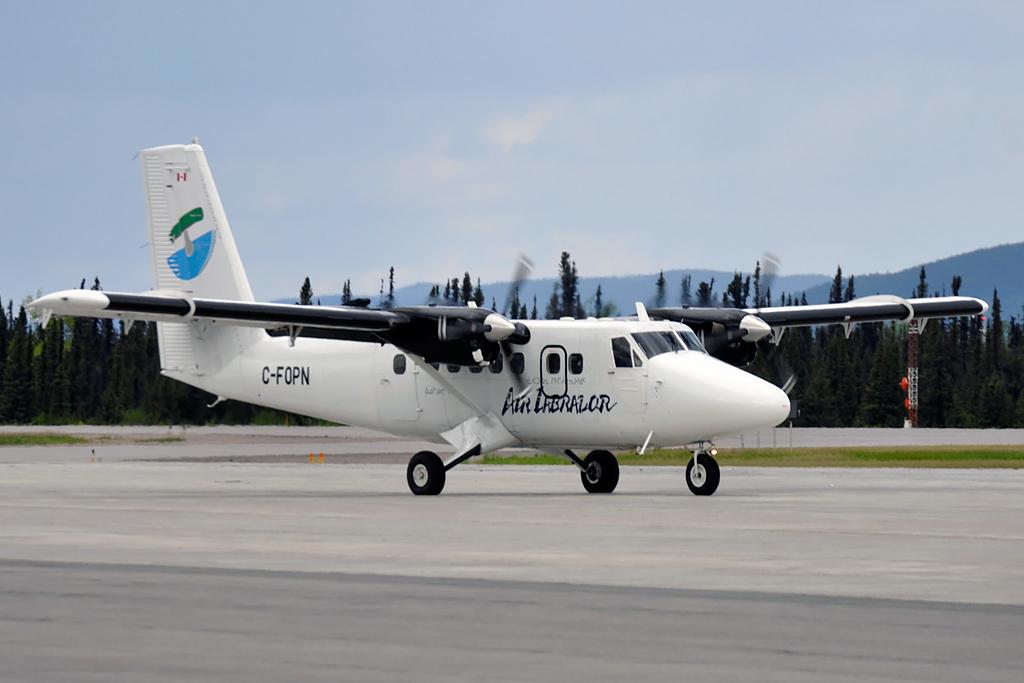Kenneth I. Swartz/Aeromedia Communications Photo © Goose Bay, NL 21-Jun-2015