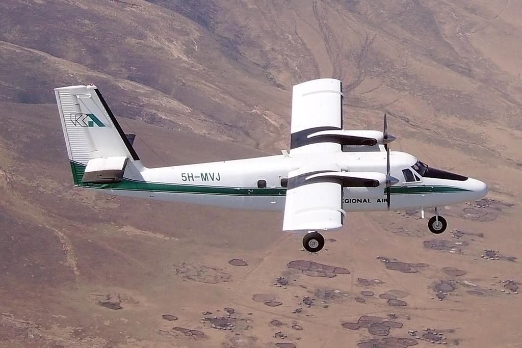 Regional Air Photo