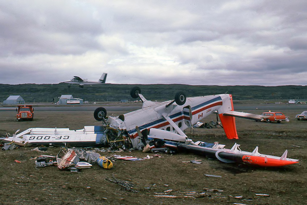 Photographer Unknown © Frobisher Bay, NT (Iqaluit, NU) Aug-1978