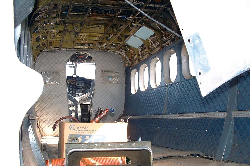 Derelict Aircraft Museum Photo ©