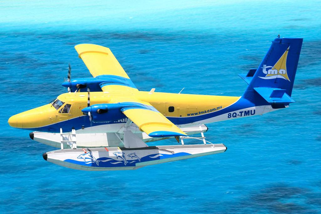 Trans Maldivian Airways Photo ©