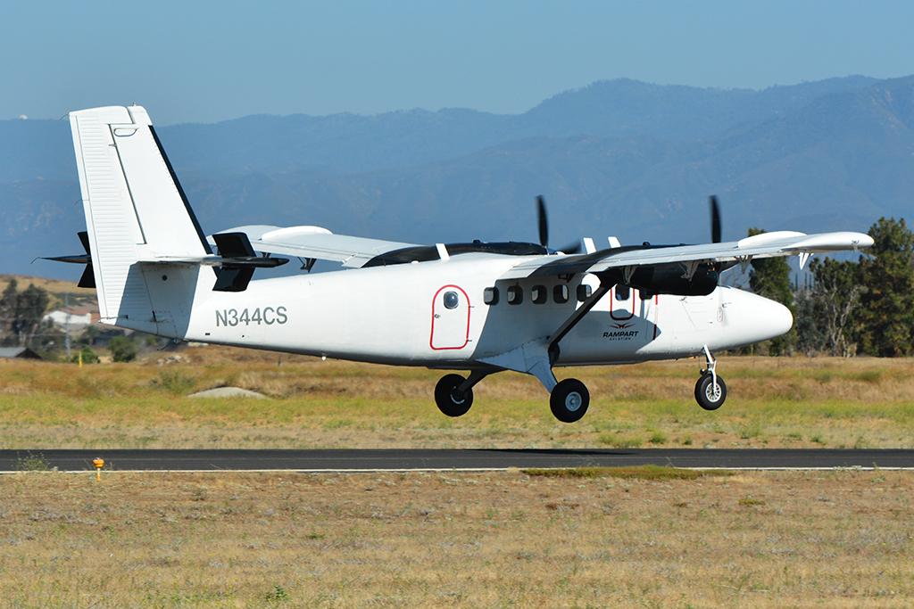 Ikhana Aircraft Services Photo © Murrieta, CA 11-Jul-2019