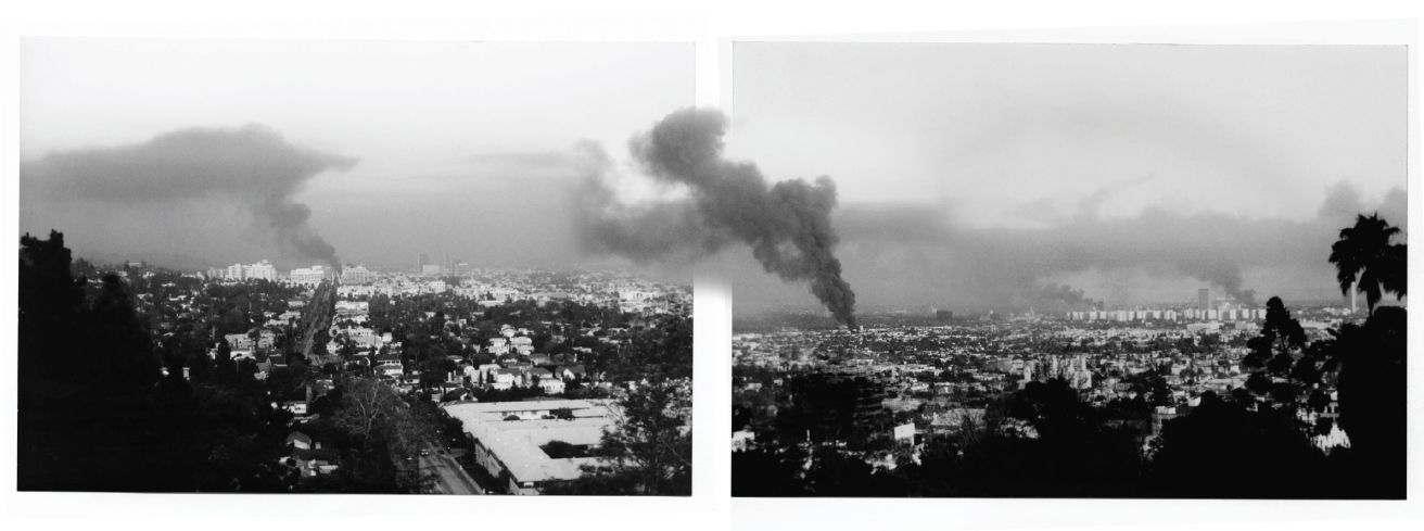Hollywood, 1992