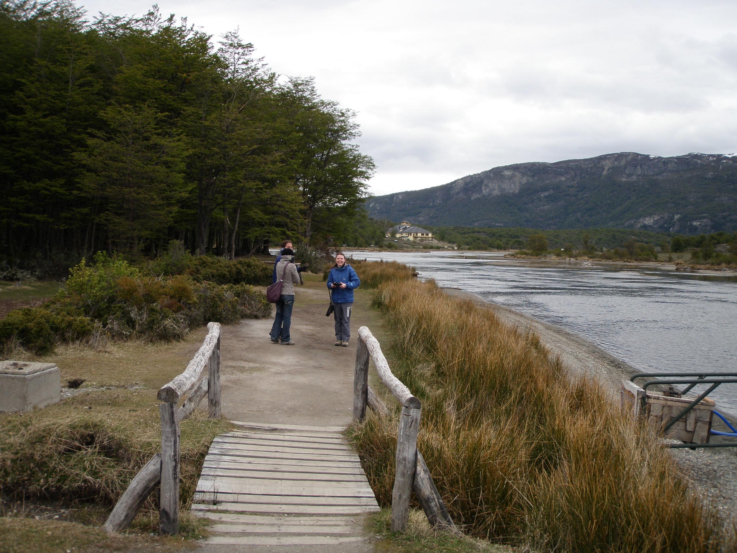 Tierra del Fuego National Park.