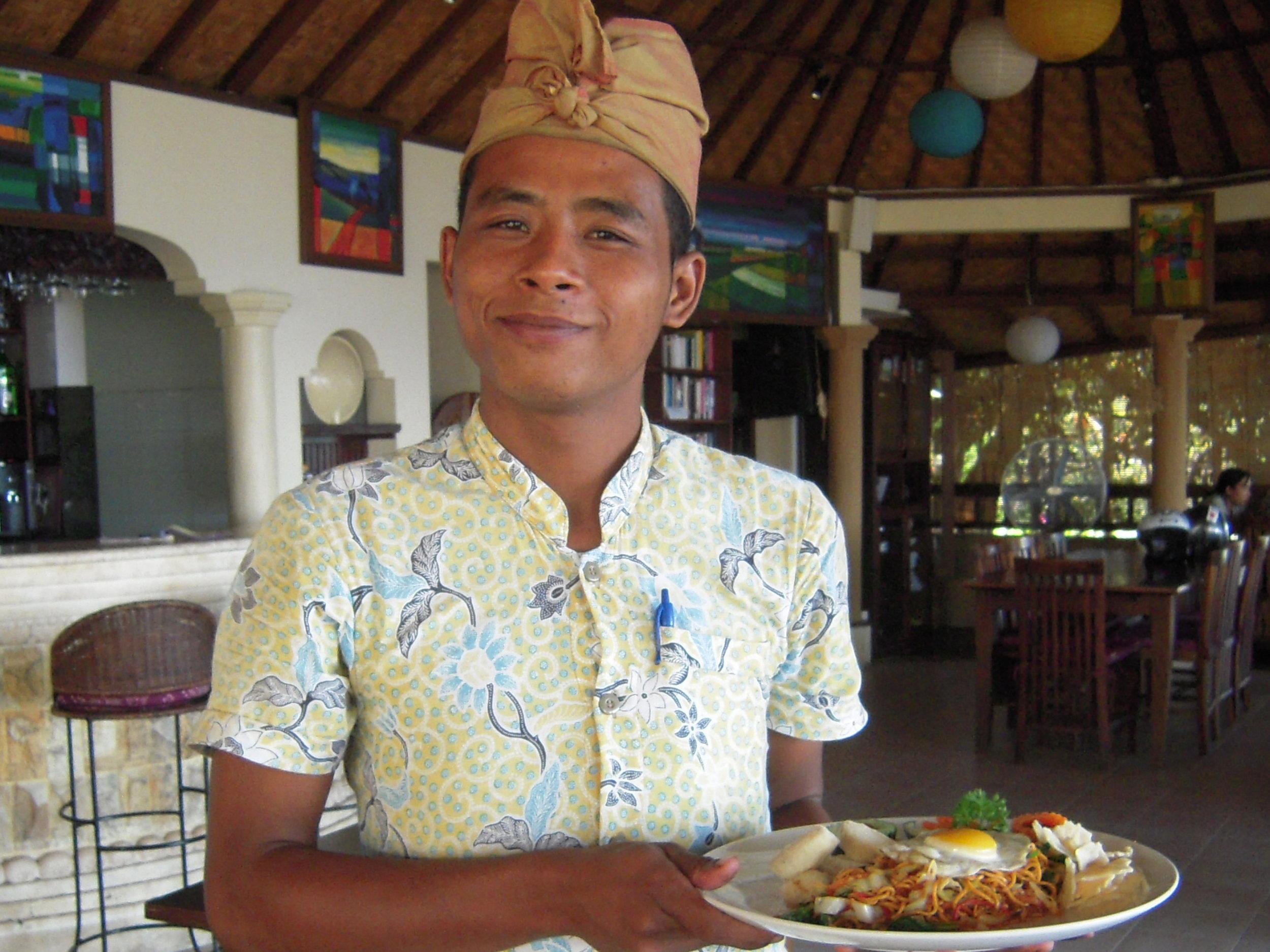 BALI 2014. At Blue Moon Villas, Amed, on eastern shore of Bali (2).JPG
