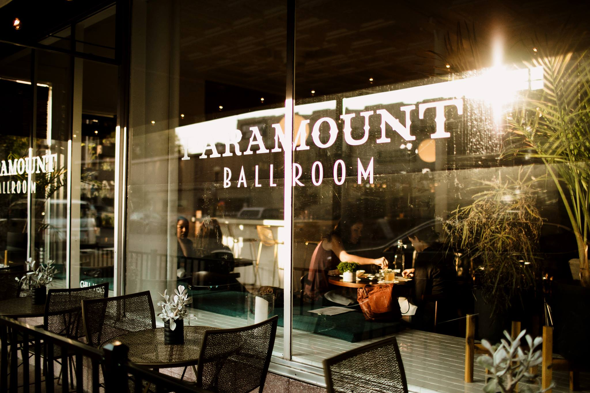 Reservation Request — Paramount Ballroom