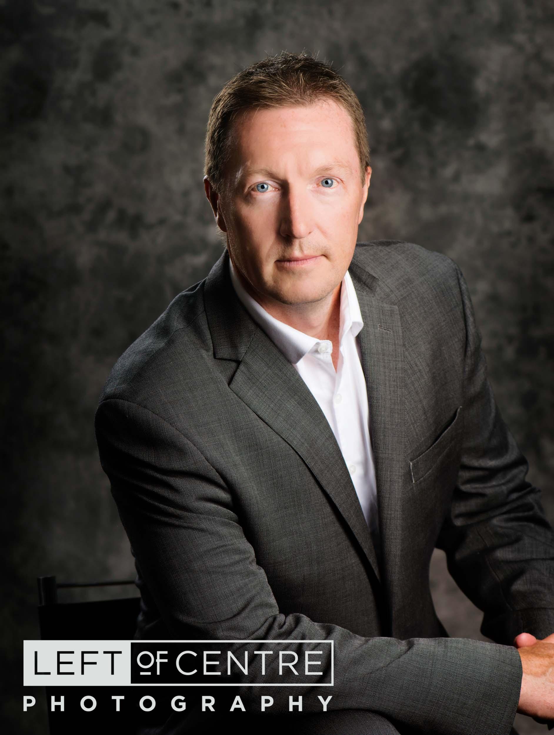 Mike Farren headshot