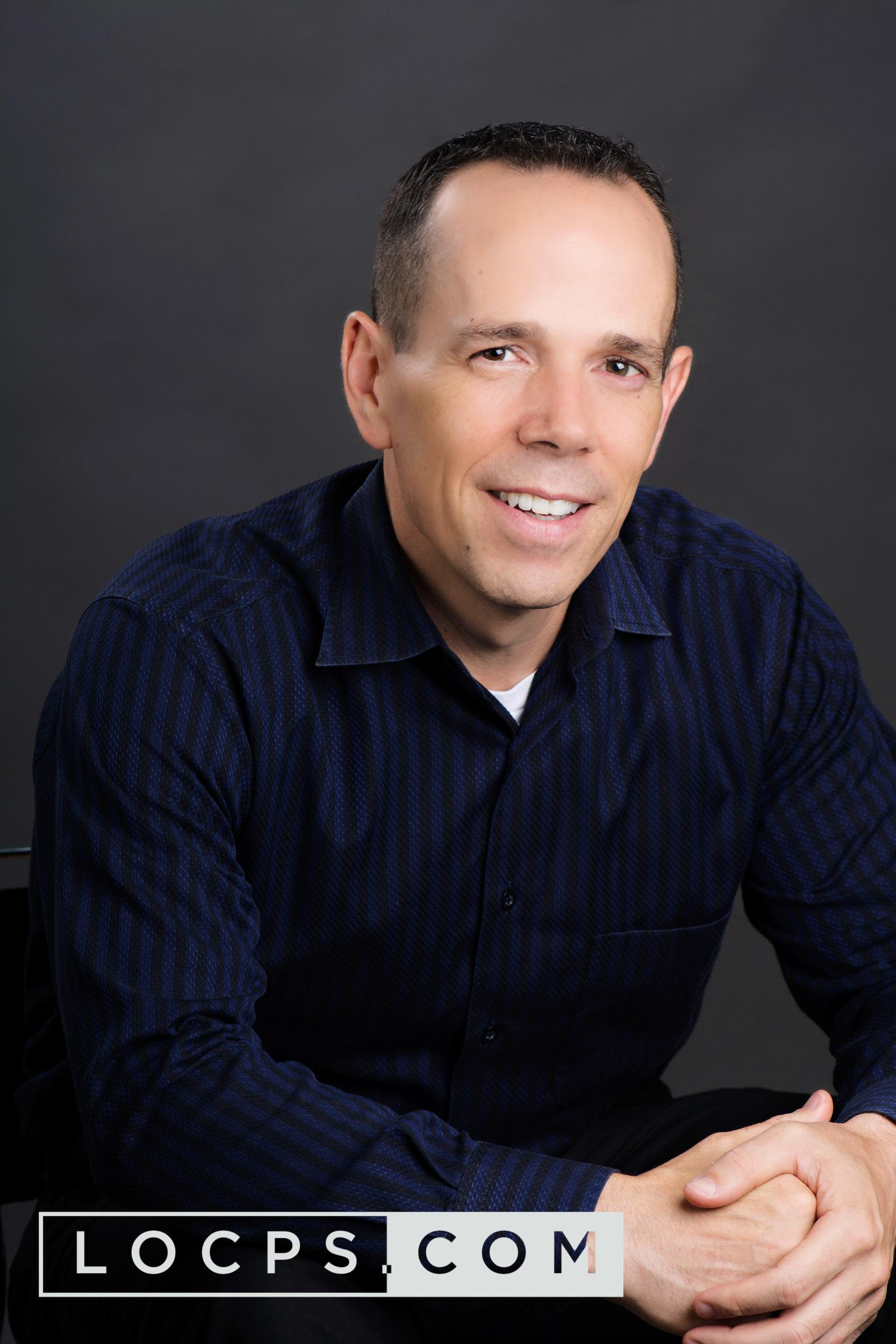 Ron Kornblum business portrait